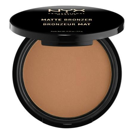 NYX Professional Makeup Matte Bronzer, Deep Tan](Halloween Experience Nyc)