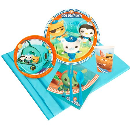 Octonauts Party Pack for 16 - Octonauts Characters Tweak