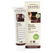 Logona - Herbal Hair Color Cream Teak - 5.1 oz.