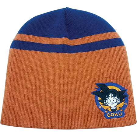 Beanie - Dragon Ball Z - Goku Cap Hat Anime Licensed ge31550