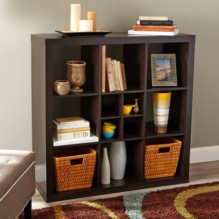 Better Homes And Gardens Cube Storage Shelf Quad Multiple Colors Best Bookcases Bookshelves