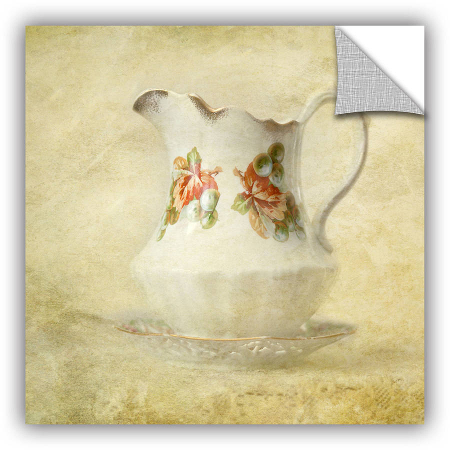 ArtWall Antonio Raggio  ' Water Pitcher ' Art Appealz Removable Wall Art