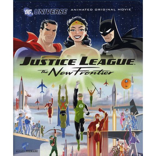 Justice League: New Frontier (Blu-ray)