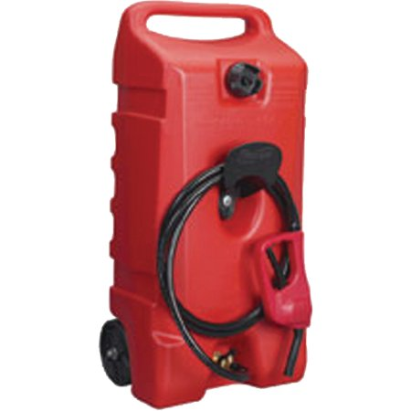 Flex Flo Pump - Moeller DuraMax EPA/CARB Approved 14 Gallon Fluid Transfer with Flo 'n' Go Hand Pump and 10' Long Fuel Hose