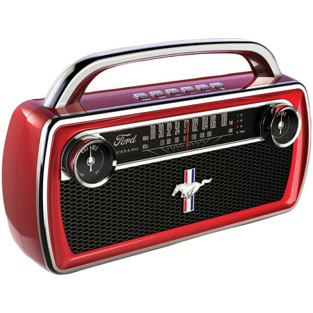 ION ISP95 Mustang Stereo Boombox with Bluetooth