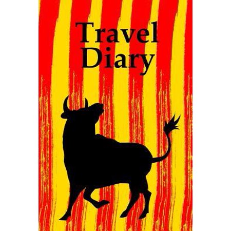 Travel Diary: Notebook to record the travel experiences in Spain I 124 pages dot matrix with table of contents Paperback ()
