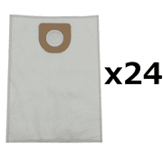 24 HEPA Vacuum Bags for Hoover Windtunnel Type Y 4010801Y, AH10040