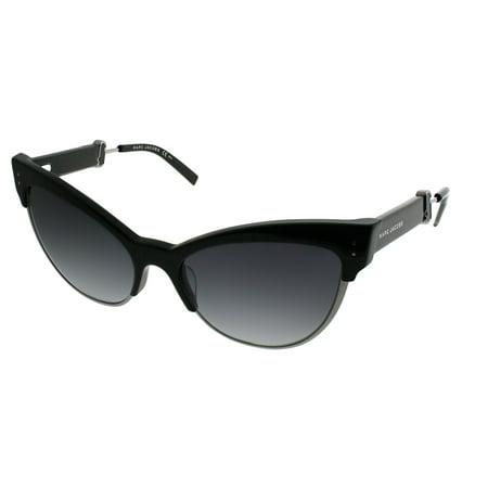 Marc Jacobs  MARC 128 807 9O Womens  Cat-Eye (Marc Jacobs Women's Cat Eye Sunglasses)