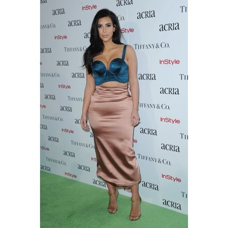 Kim Kardashian At Arrivals For AcriaS 19Th Annual Holiday Dinner Benefit Presented By Instyle And Tiffany & Co Skylight Modern New York Ny December 10 2014 Photo By (Annual Holiday Collector)