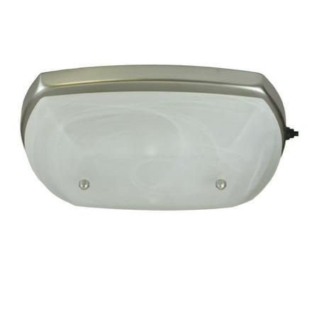 ITC 34400-SC3840R00 Single Glass Miarage Ranch Dinette Light