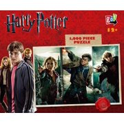 Harry Potter 1000 Piece Puzzle, 1,000 Piece Puzzles by Go Games