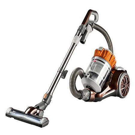 Bissell Hard Floor Expert Multi-Cyclonic Bagless Canister Vacuum, 1547 -