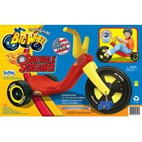 "The Original Big Wheel 11"" SIDEWALK SCREAMER Tricycle Mid-Size Ride-On"