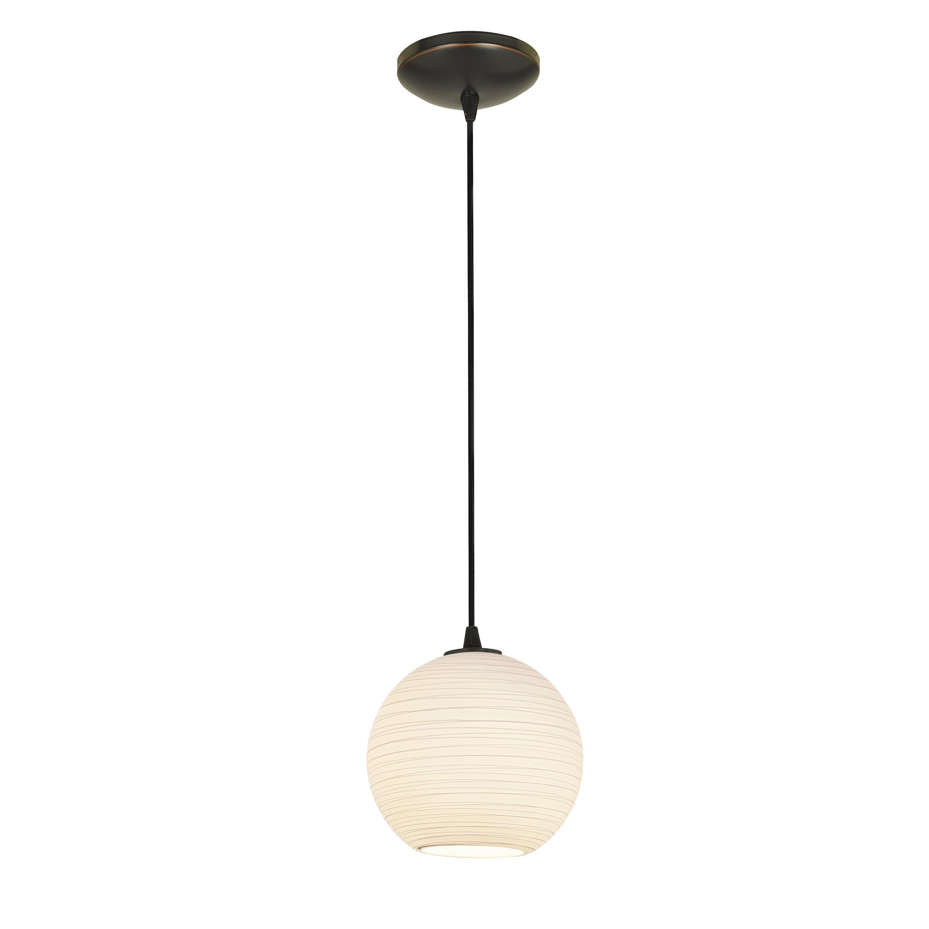 Access Lighting Lantern Pendant 23643 - 8W in.