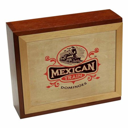 - Mexican Train Dominoes