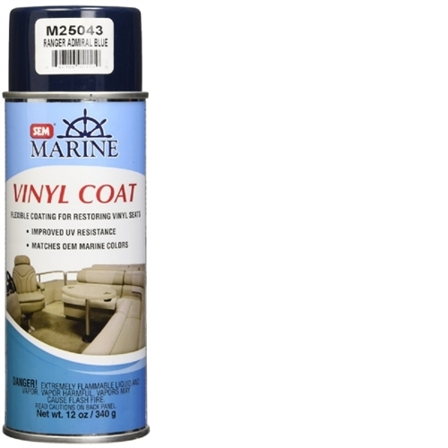 Sem Products Ranger Admiral Blue Marine Vinyl Coat - 12 oz. M25043