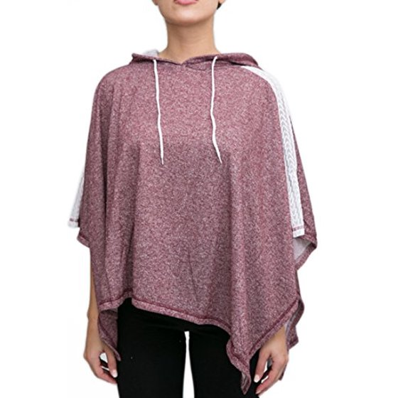 5c0a05efa6 Riviera - Riviera Women s Hooded Poncho