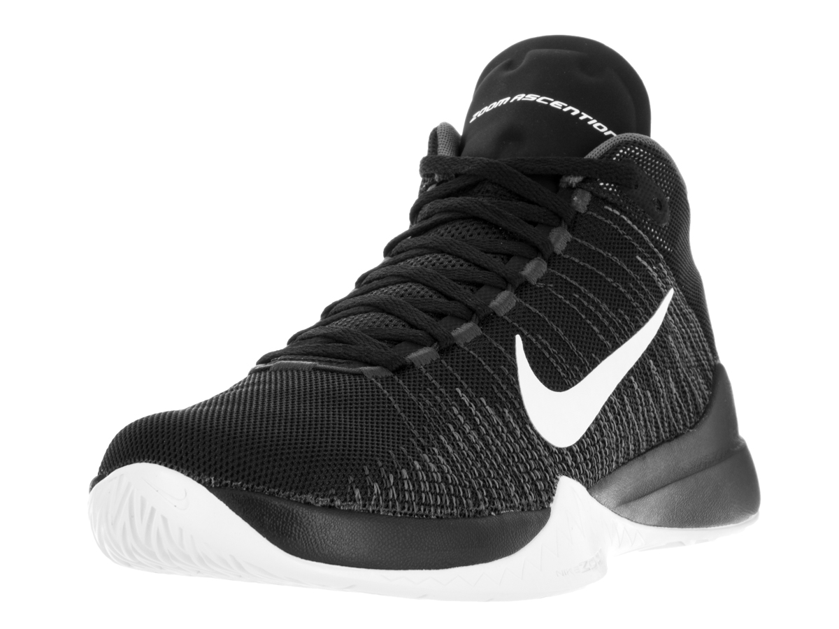 finest selection 0f3e2 b9997 ... shoes grey white e0dcc e4997  hot nike mens zoom ascention basketball  shoe walmart 03899 b46d7