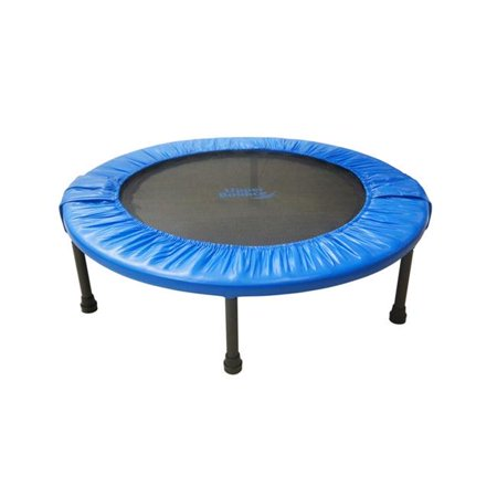 Mini Foldable Rebounder Fitness Trampoline (36 in. Mini Fitness Trampoline)