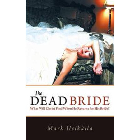 The Dead Bride - eBook - Dead Bride Makeup