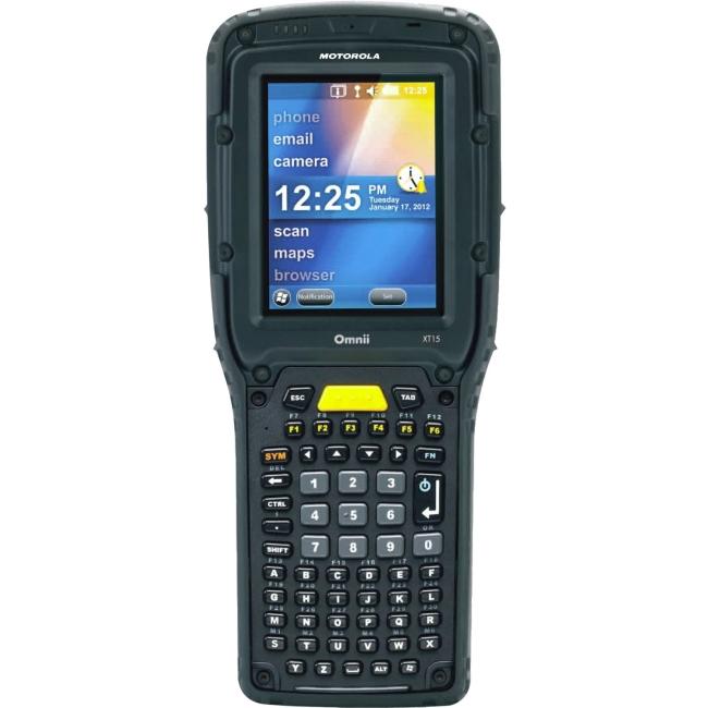 "Zebra Omnii XT15 Handheld Terminal Texas Instruments OMAP 3 800 MHz 512 MB RAM 1 GB Flash 3.7"" VGA LCD 59 Keys... by Zebra Pen"