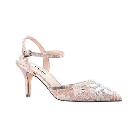 (Women's Nina Thora Ankle Strap Heel)