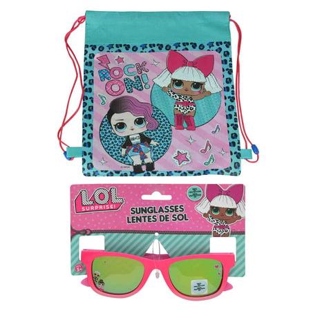 LOL Surprise Sling Bag  and LOL Surprise Childrens Pink (Lol Sunglasses)