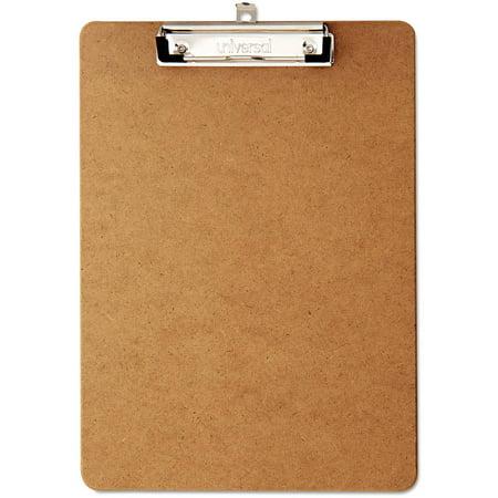 Hardboard Clipboard ((2 Pack) Universal Hardboard Clipboard, 1/2