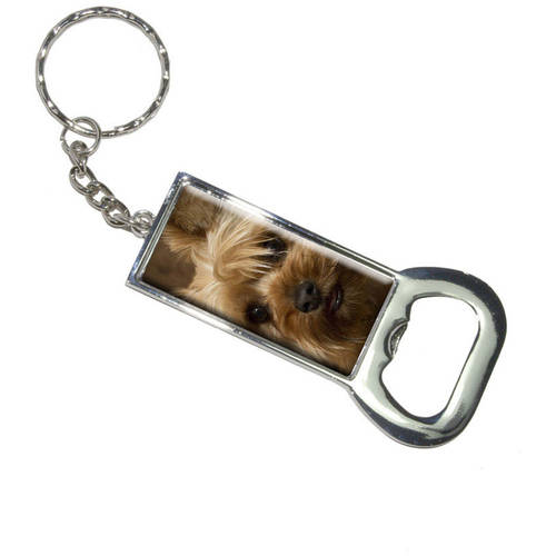 Yorkshire Terrier Yorkie Dog Keychain Bottle Bottlecap Opener ... Yorkshire Terrier 911