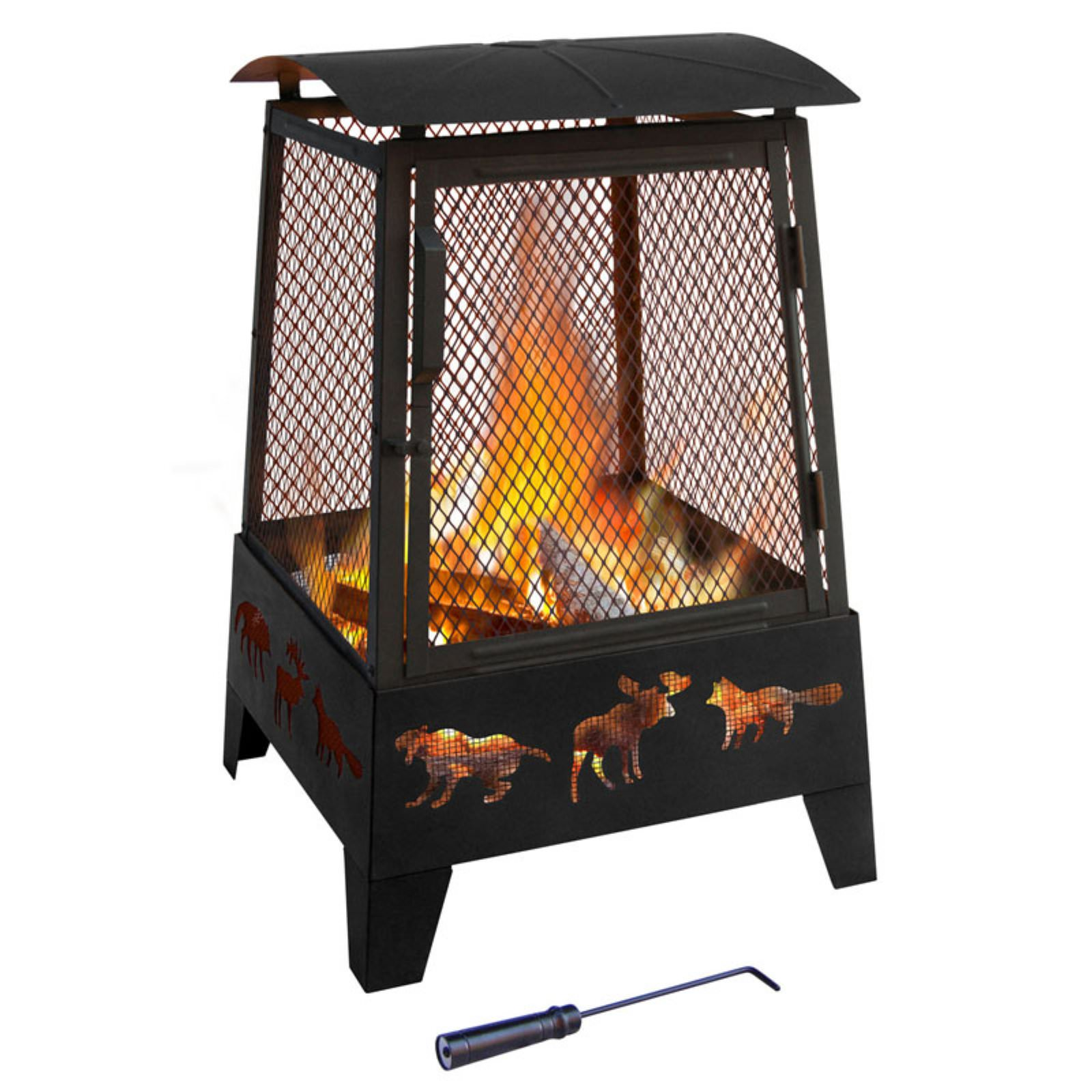 Landmann HAYWOOD Wood Fireplace