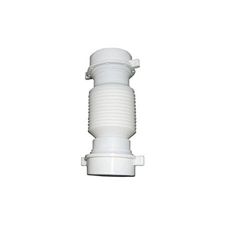 LARSEN SUPPLY CO. INC. 03-4355 1-1/2 White Flex Coupling