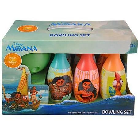Disney Moana Bowling Set Toy ()