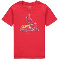 aff53aaf94dc Product Image St. Louis Cardinals Youth Primary Logo T-Shirt - Red