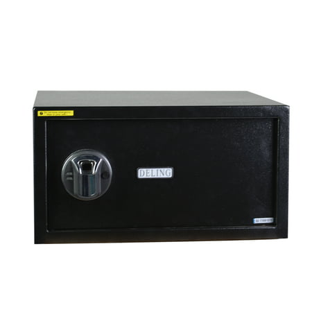 Ainfox 0.88 Cubic Feet Digital Electronic Safe Box with Fingerprint Touch Head