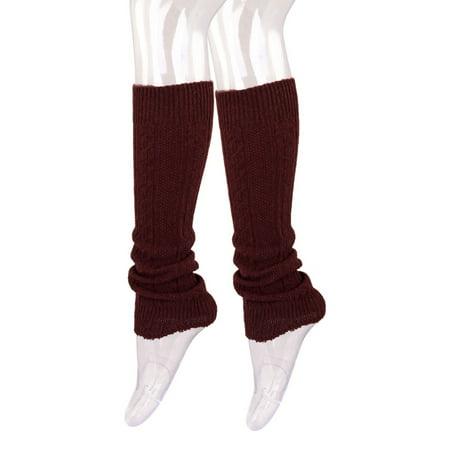 Premium Solid Color Soft Mix Knit Leg Warmers](Leg Warmers Target)