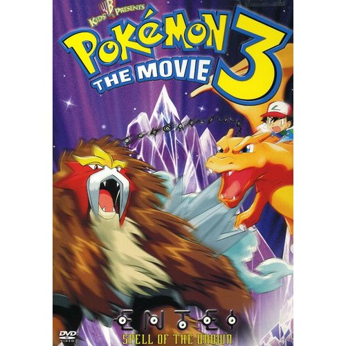 Pokemon 3 The Movie: Spell Of The Unknown (Full Frame)