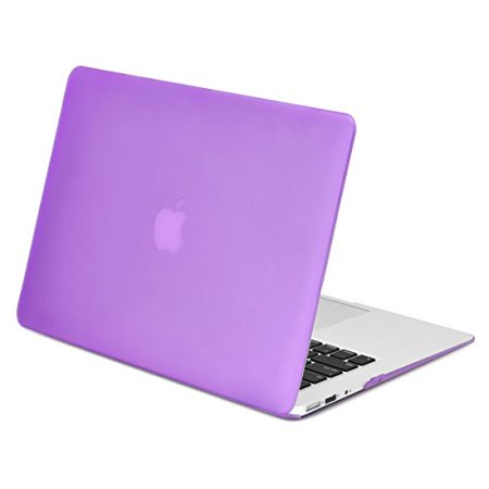 best service a7ea4 cb343 TopCase Rubberized Hard Case Cover for Macbook Air 11 (A1370 and ...