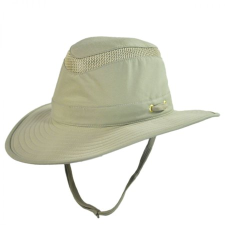 7e712974baf27 Tilley Size 8 or 25 in. Unisex LTM6 Broader Down-Sloping Brim UPF50+ AirFlo  Hat