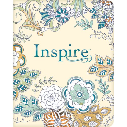 Inspire Bible: The Bible for Creative Journaling: New Living Translation