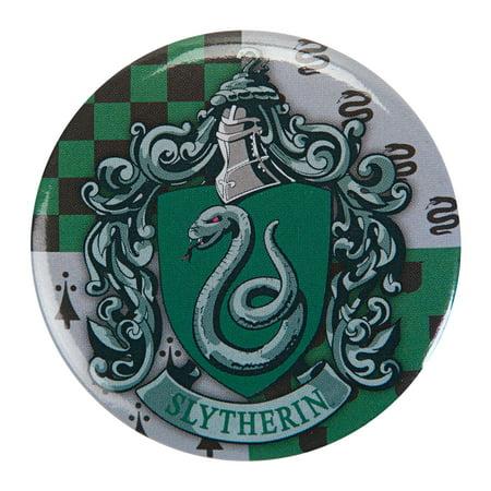 - Harry Potter Slytherin Symbol 1.5 inch Pinback Button