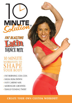 10 Minute Solution: Fat Blasting Latin Dance Mix (DVD) by Anchor Bay Entertainment
