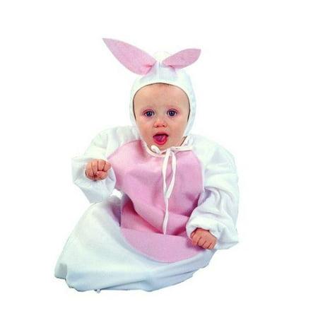 Bunny Bunting Costume - Size 0-6 Months - Newborn Bunny Costume