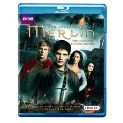 The Adventures Of Merlin: The Complete Fourth Season (Blu-ray) (Widescreen)