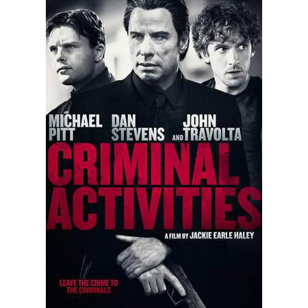 - Criminal Activities (Vudu Digital Video on Demand)