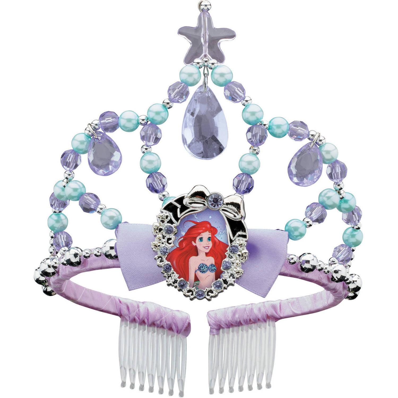 Disney The Little Mermaid Ariel Classic Tiara Child Halloween Costume Accessory