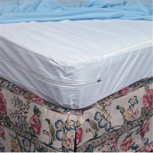 Disposable Contour Protective Mattress Cover for Hospital Beds - 1 Dozen - image 1 of 1