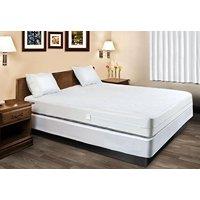 Waterproof Mattress Protector Encasement Hypoallergenic Bed Bugs Proof (Full Size)