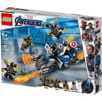 New LEGO Avengers Endgame Sets