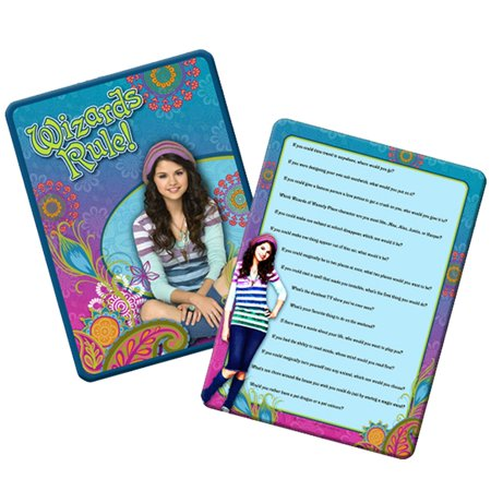 Wizards Of Waverly Place Party Game (1ct)