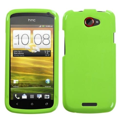 Insten Natural Pearl Green  Phone Case for HTC: One S